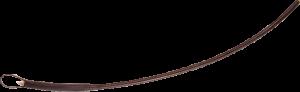 A small, flexible cane